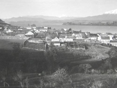 postal puerto varas. chile 1932