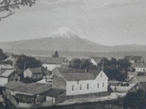 postal puerto varas. chile siglo 20
