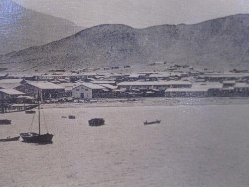 postal taltal chile año 1900 ap