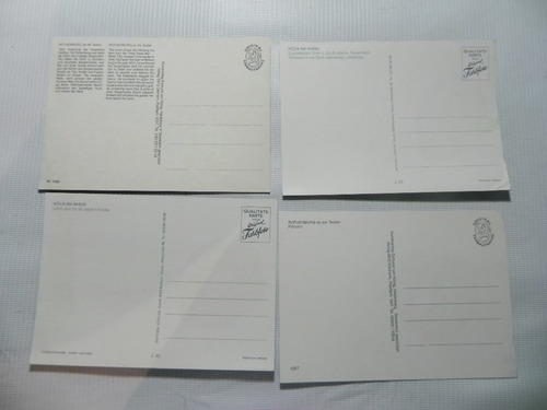 postales alemania rothenburg koln (4)