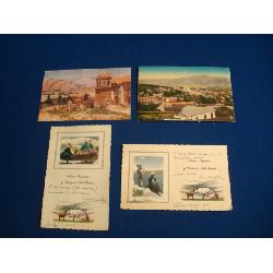 postales bolivianas antiguas. lote 4