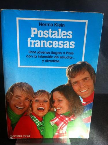 postales francesas norma klein d9