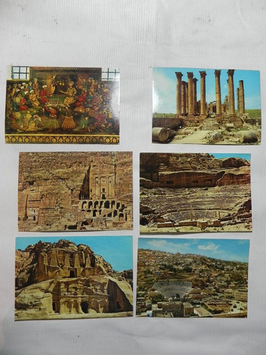 postales jordania petra (6)