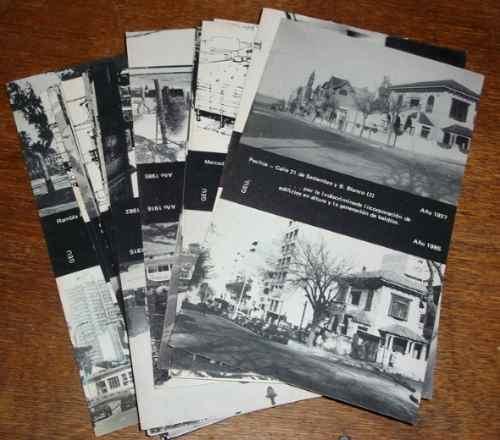 postales montevideo-transformacion espacio urbano-  1985