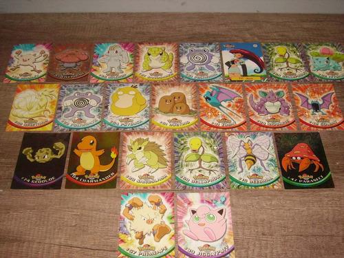 postales y cartas pokemon