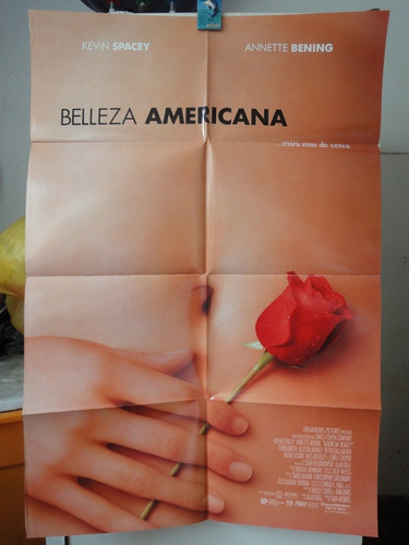 poste american beauty kevin spacey annette bening sam mendes