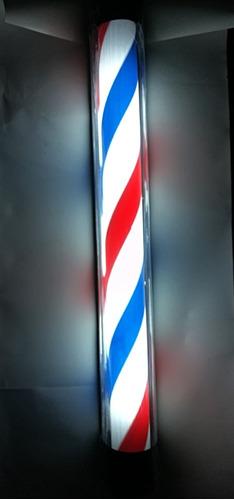 poste luminoso para barberia