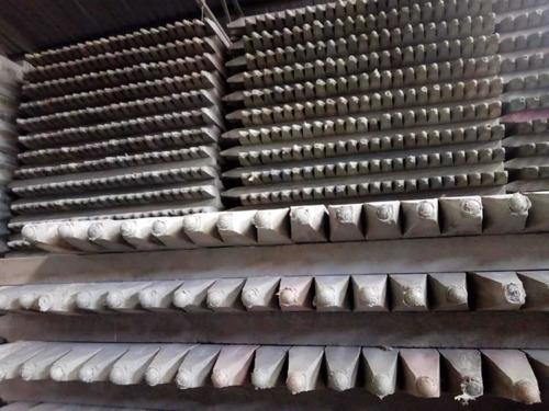 poste plastico para cercar 100% recicl - kg a $1635