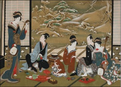 poster 65cmx100cm restaurante japonês