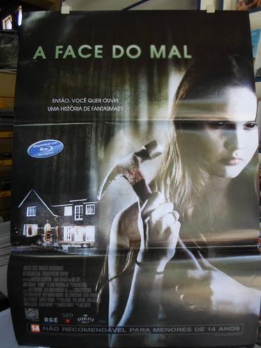 poster a face do mal