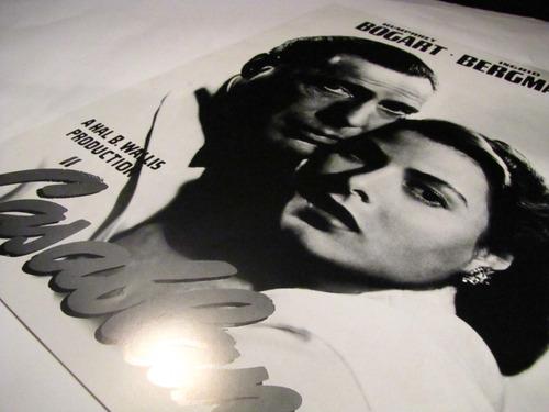 poster afiche casa blanca (2) cine