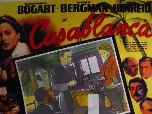 poster afiche casa blanca film warner bros (2) cine