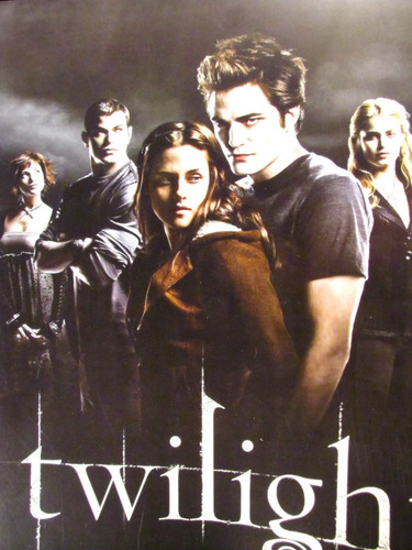 poster afiche the twilight saga (2) cine