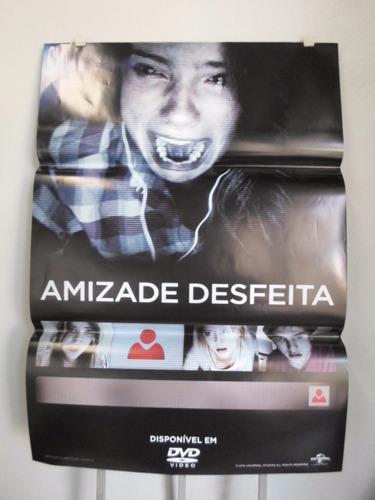 poster amizade desfeita - 64 x 94