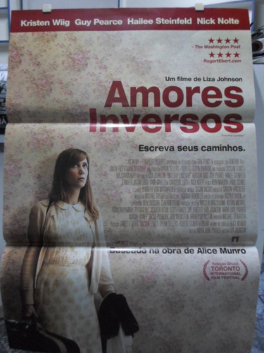poster amores inversos