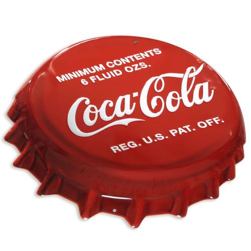 poster anuncio corcholata coca cola vintage retro lamina