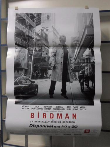 poster birdman - frete: 8,00