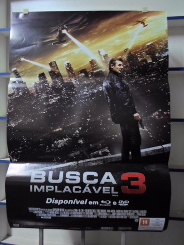 poster busca implacavel 3 - frete: 8,00
