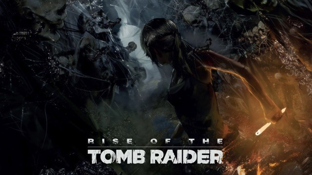 Poster Cartaz Jogo Rise Of The Tomb Raider E