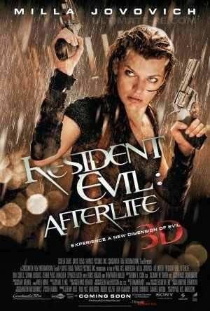 poster cartaz resident evil #3