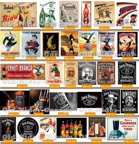 poster carteles antiguos chapa 60x40cm chevrolet 1957 au-140