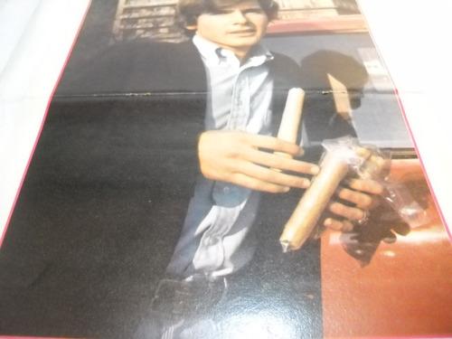 poster chris heart revista ritmo 1971