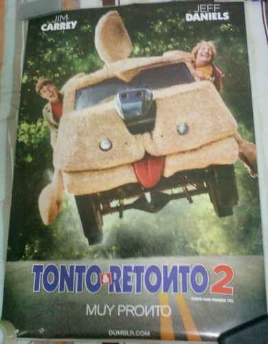 poster cine tonto y retonto 2
