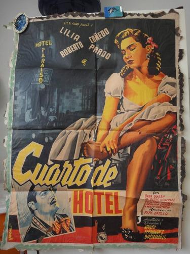 poster cuarto de hotel lilia prado roberto cañedo vargas art
