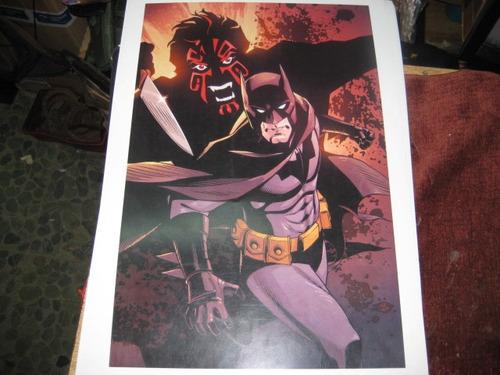 poster de afiche - batman