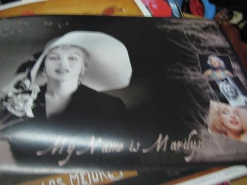 poster de afiche - marilyn monroe