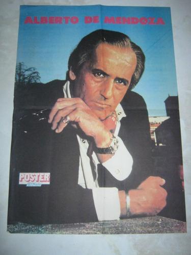 poster de alberto de mendoza
