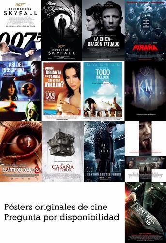 póster de cine varios precios