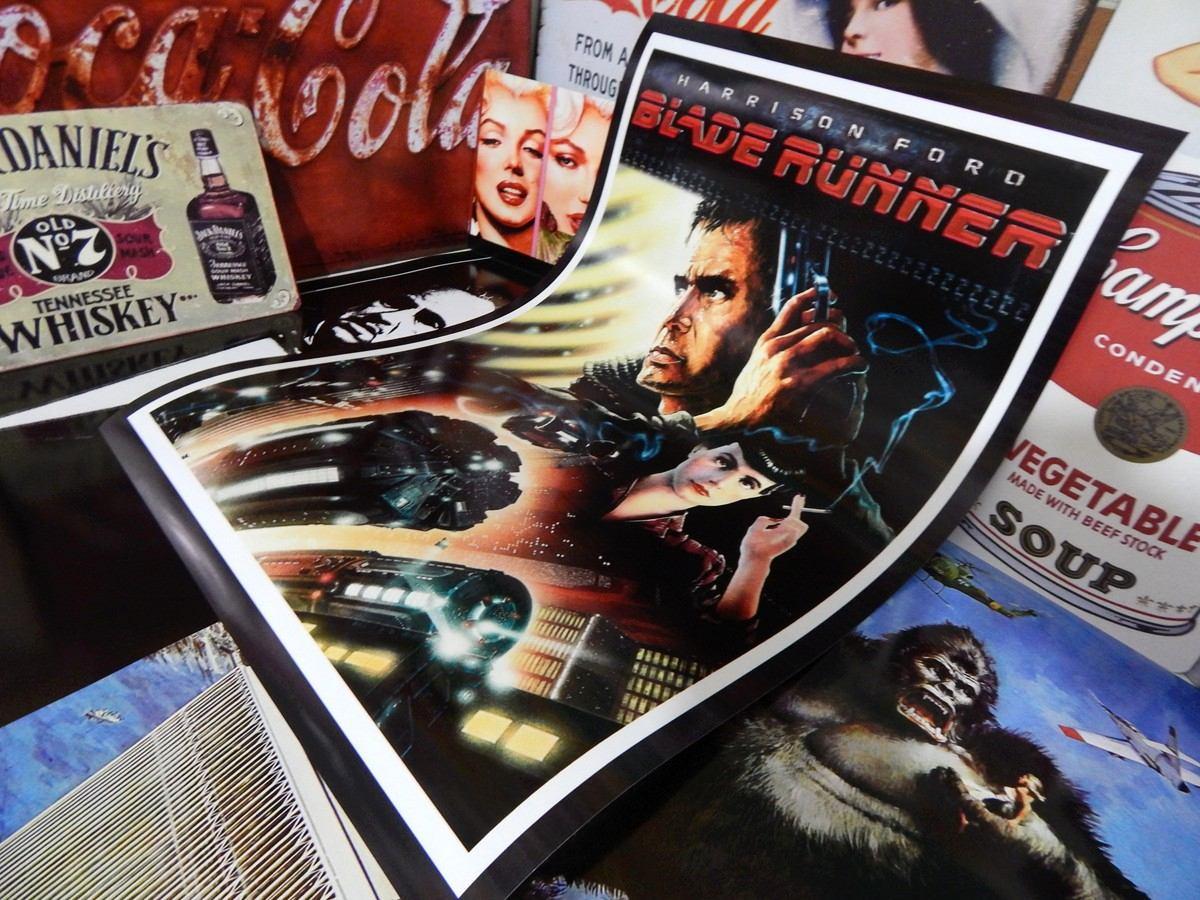 Poster de cinema filmes decora o retro anos 70 80 90 r - Television anos 70 ...