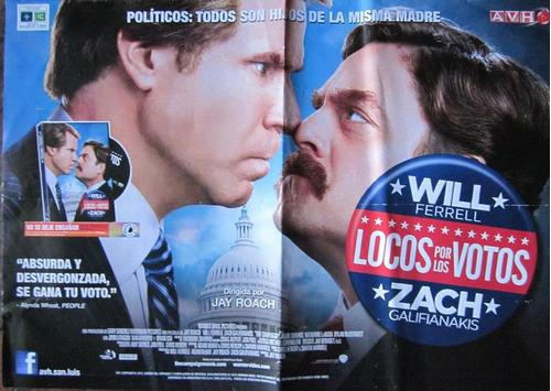 poster de la pelicula locos por los votos