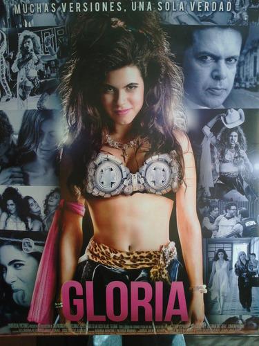 póster de pelicula sobre gloria treviño