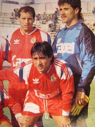 poster deportes la serena formacion 1993