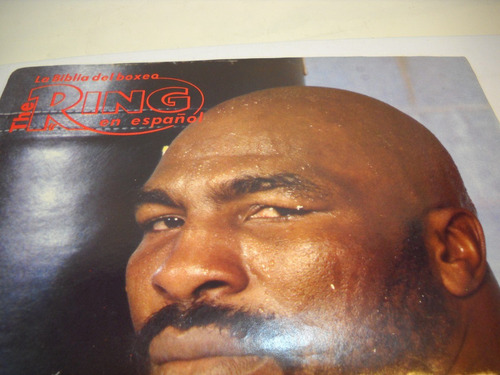 poster earnie shavers the ring