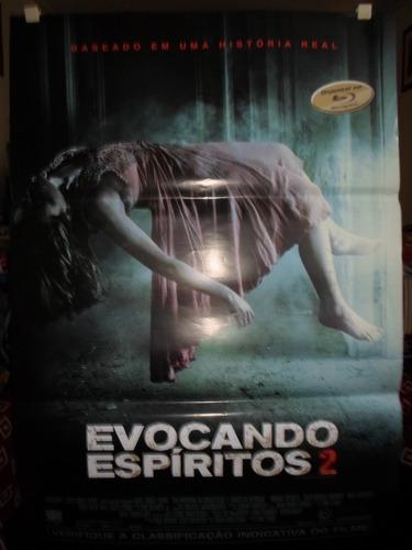 poster evocando espiritos 2 - frete: 8,00