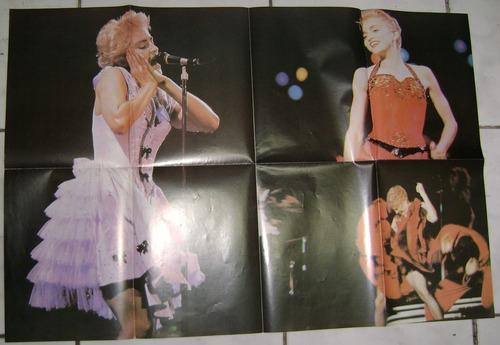 poster  gigante   -   madonna  1993  -  jk7çç