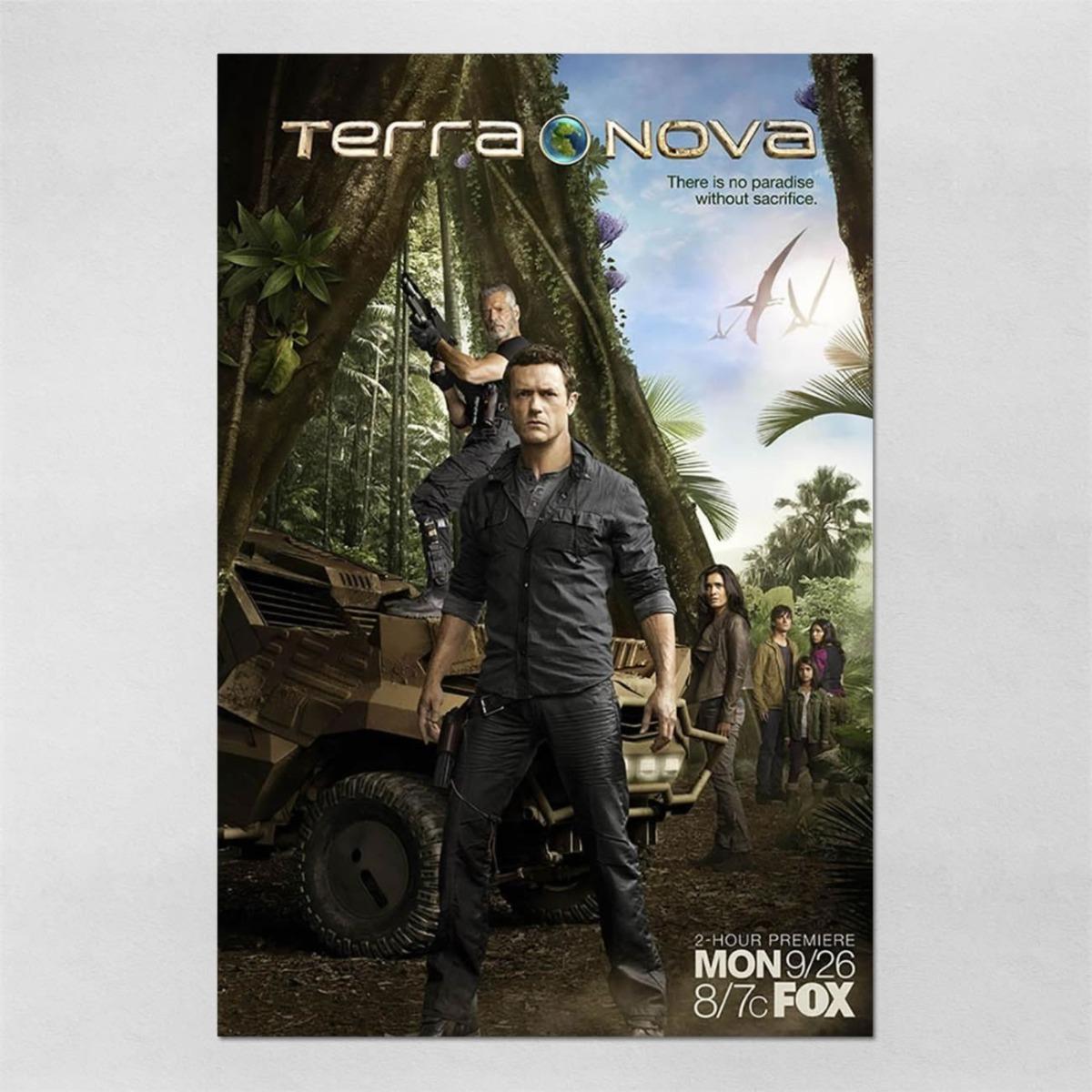 Poster Gigante Series Terra Nova S1 44