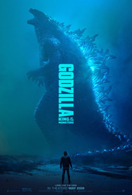 Poster Godzilla 2 King Of Monsters C 75x50cms