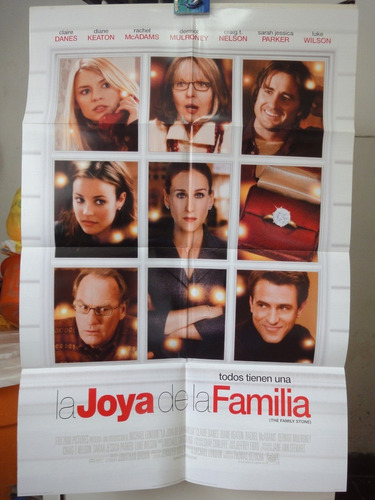 poster joya de la familia diane keaton sarah jessica parker