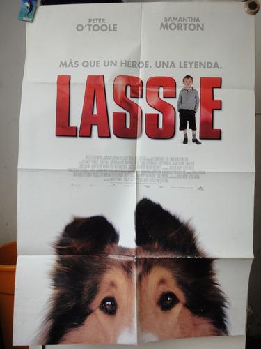 poster lassie john lynch samantha morton peter otoole 2005