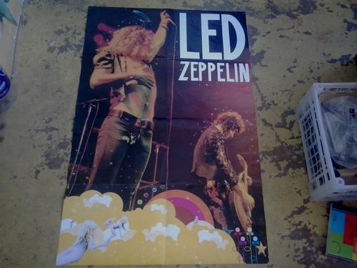 poster led zeppelin ,