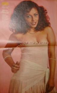 poster maria creuza - revista amiga anos 70