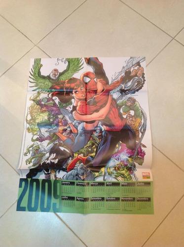 poster marvel homem-aranha (2009) bonellihq cx133 a18