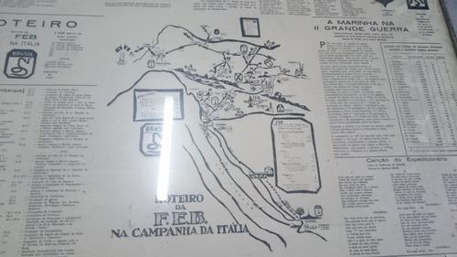 poster   o brasil na segunda grande guerra  feb frete grátis