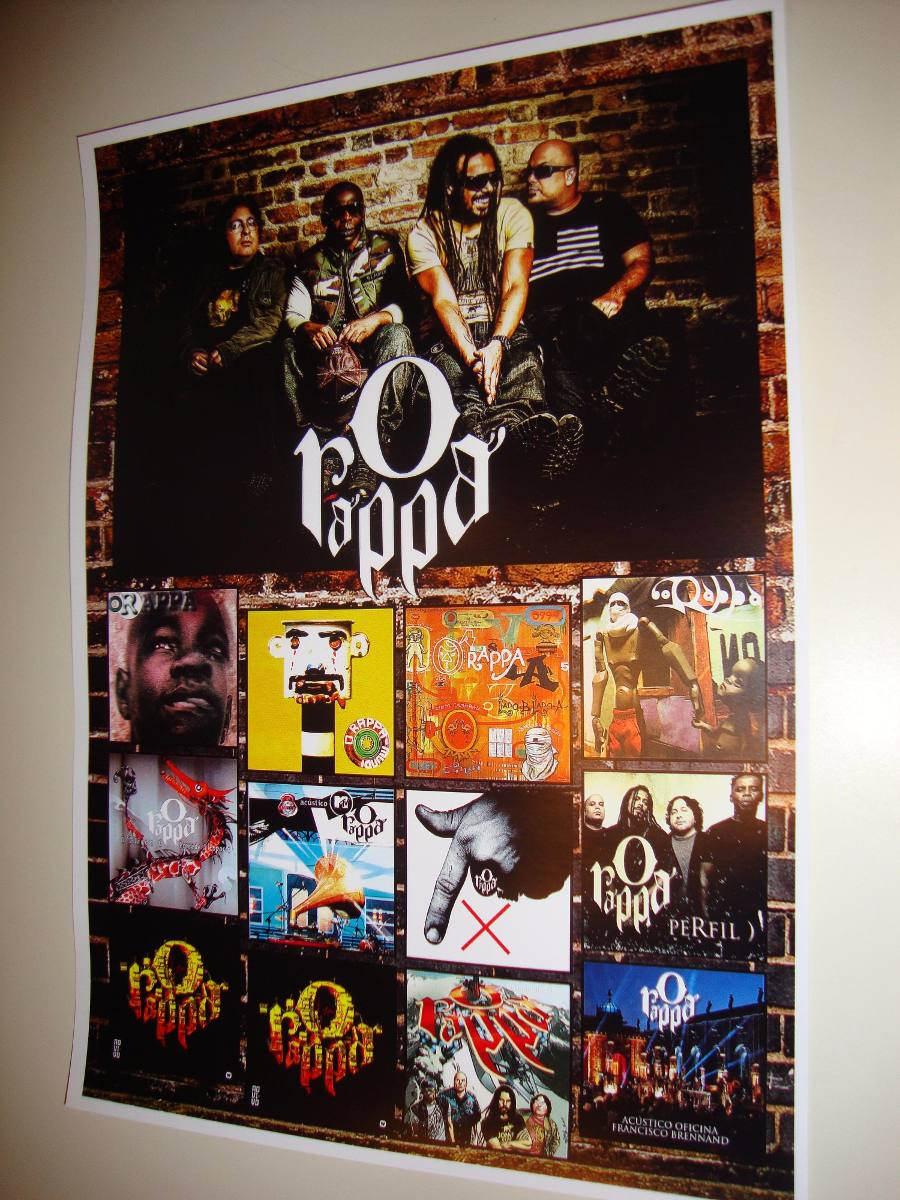 discografia do o rappa