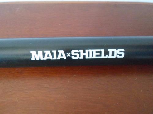 poster oficial ufc fight night combat maia x shields barueri