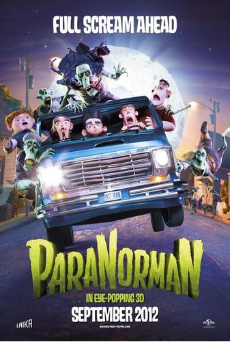 poster original cine paranorman